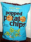 Salted Popped Potato Chips