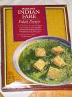 Indian Fare - Palak Paneer