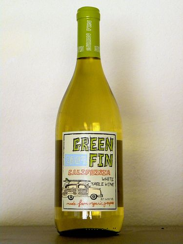 Green Fin White Table Wine