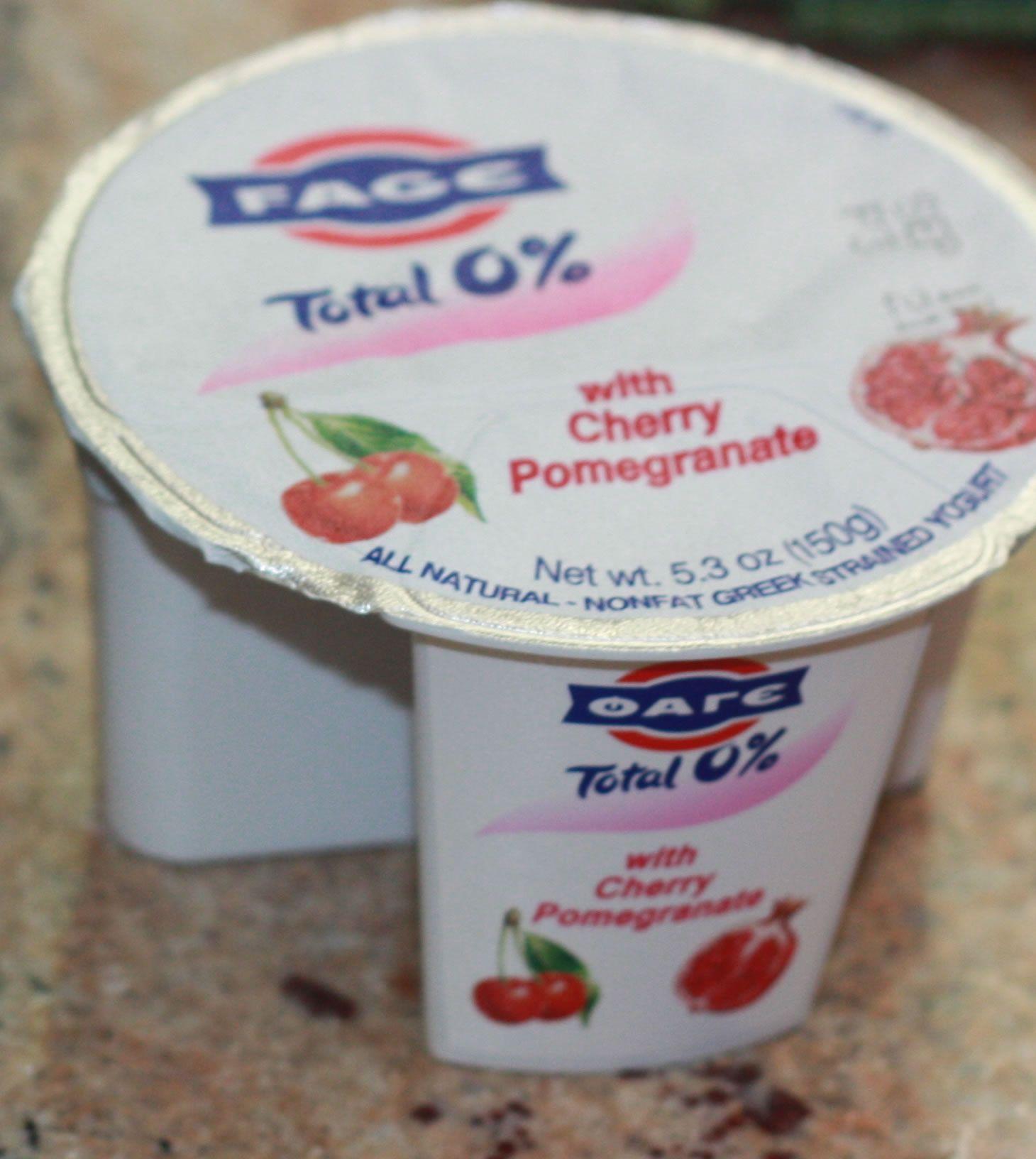 Fage Cherry Pomegranate Greek Yogurt