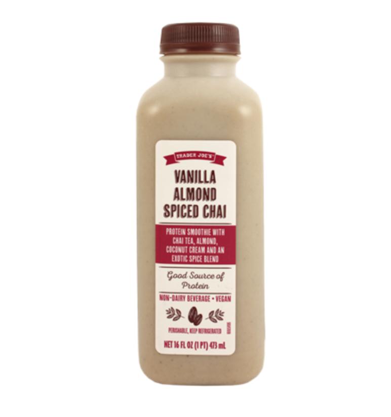 Vanilla Almond Spiced Chai