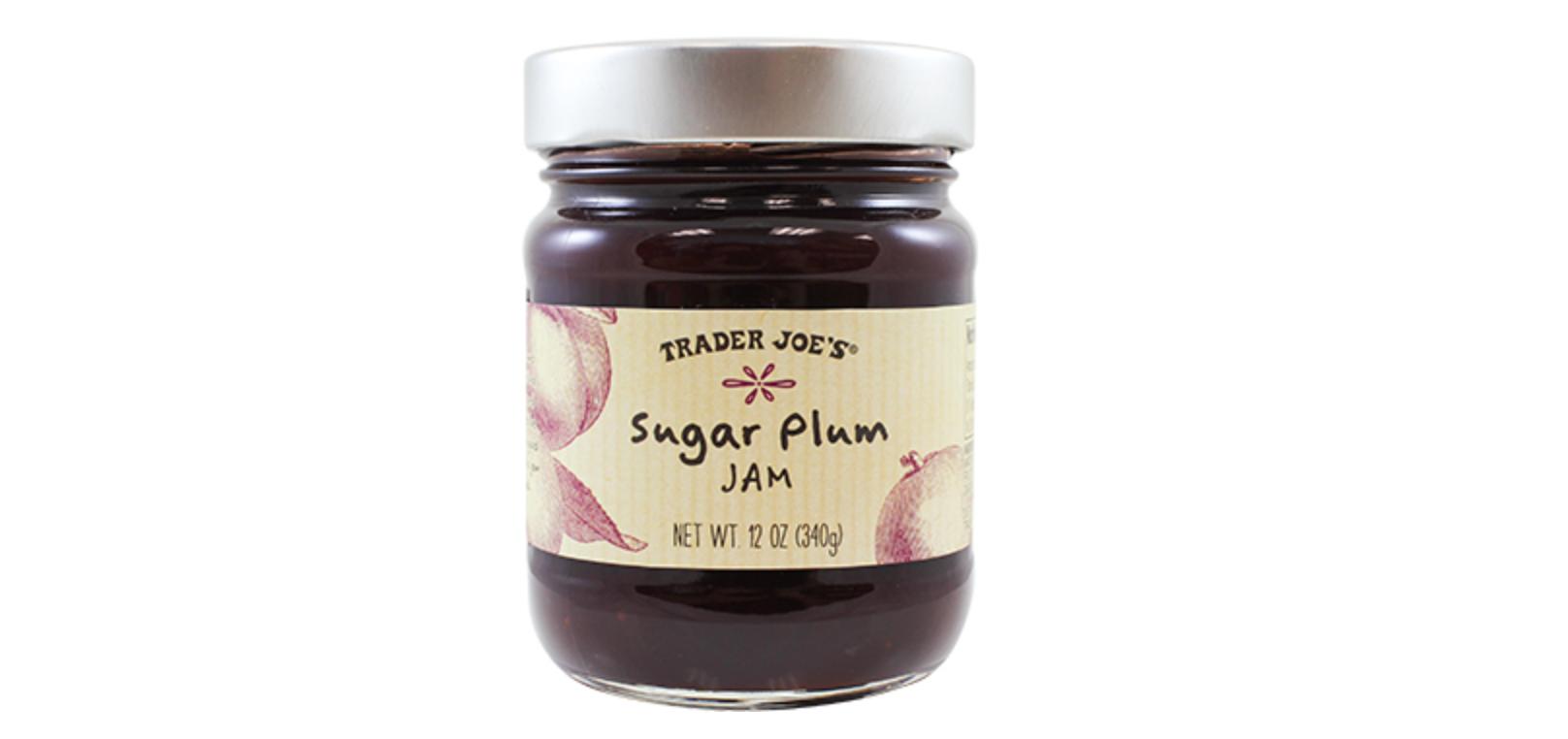 Trader Joes Sugar Plum Jam