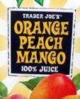 Orange Peach Mango Juice