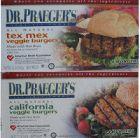 Dr. Praegers veggie burgers