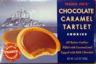 Chocolate Caramel Tartlet