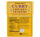 Curry Chicken Breast Tenders
