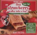 Strawberry Cereal Bars