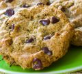 Just Almond Meal and Chocolate Chip Cookies