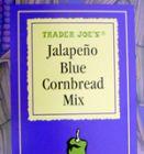 Jalapeno Blue Cornbread