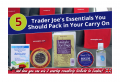 5 Trader Joes Essentials You Should Pack in Your Carry On