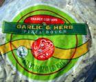 Garlic Herb Pizza Dough