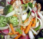 Asian Stir Fry Vegetable Mix