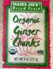 Organic Ginger Chunks