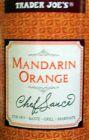 Mandarin Orange Chef Sauce